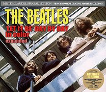 The Beatles(ビートルズ)/'LET IT BE ' DAY BY DAY in color expanded 【3CD+2DVD】
