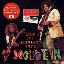 Mountain(マウンテン)/LIVE AT BUDOKAN ...