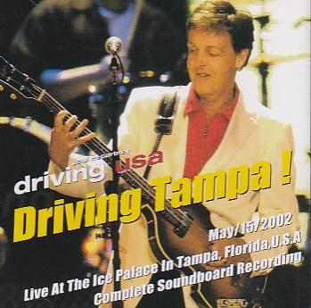 Paul McCartney(ポール・マッカートニー)/Driving Tampa !【2CD】