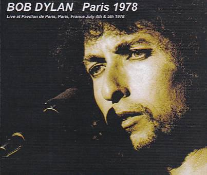 Bob Dylan(ボブ・ディラン)/Paris 1978...