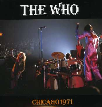 Who, The - Chicago 1971 (2CD paper sleeve) Killing Floor