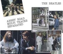 The Beatles(ビートルズ)/ABBEY ROAD MULTI TRACKS SEPARATED【3CD】
