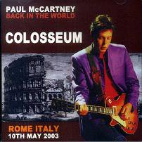 Paul McCartney(ポール・マッカートニー)/COLOSSEUM 【2CD】