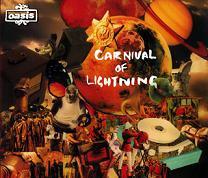 Oasis(オアシス)/CARNIVAL OF LIGHTNING 【2CD+DVD】
