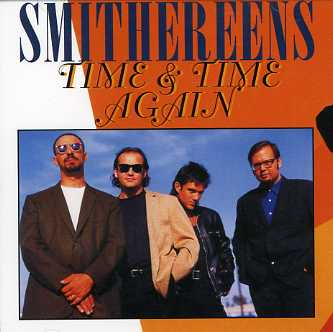 Smithereens(スミザリーンズ)/TIME & TIME AGAIN【CD】