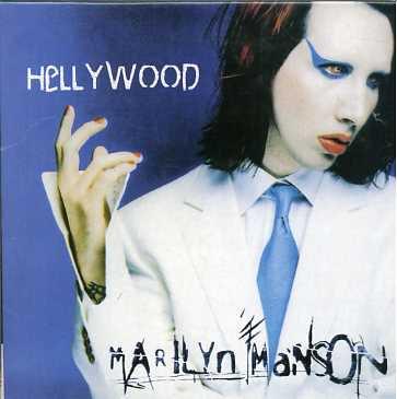Marilyn Manson(マリリン・マンソン)/HELLYWOOD【CDR】