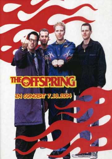 The Offspring(オフスプリング)/IN CONCERT 7.13.2004【DVDR