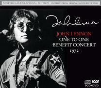 John Lennon(ジョン・レノン)/ONE TO ONE BENEFIT CONCERT 1972 【5CD+DVD】