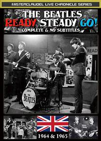 The Beatles(ビートルズ)/READY STEADY GO! 【DVD】