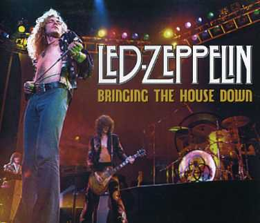 Led Zeppelin レッド・ツェッペリン Bringing The House Down【3cdr