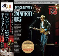 Paul McCartney(ポール・マッカートニー)/DENVER 2005 【2CD】