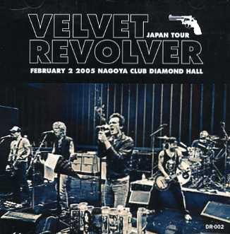 Velvet Revolver(ヴェルヴェット・リヴォルヴァー)/JAPAN TOUR【2CDR】