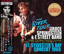 Bruce Springsteen & E Street Band(ブルース・スプリングスティーン)/ST. SYLVESTER'S DAY CONCERT 1980 【3C…