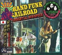 Grand Funk Railroad(グランド・ファンク・レイルロード)/TORRENTIAL DOWNPOUR 1971 【CD】