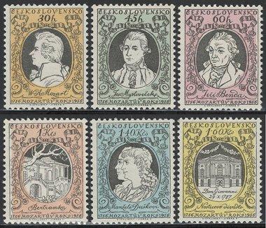 モーツァルト生誕200年