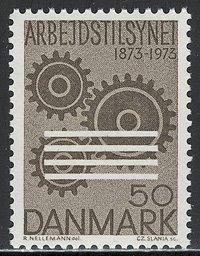 工場労働者の保護100年 デンマーク'73