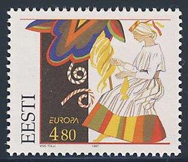 民話 エストニア'97