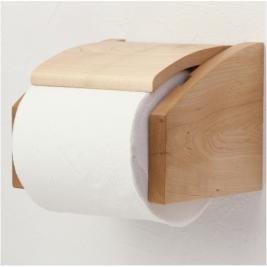 木製トイレットペーパーホルダー 蒼 TN-S-MPL