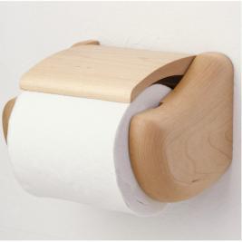 木製トイレットペーパーホルダー 蒼 HW-R-MPL