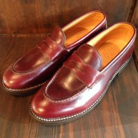 <img class='new_mark_img1' src='//img.shop-pro.jp/img/new/icons14.gif' style='border:none;display:inline;margin:0px;padding:0px;width:auto;' />heavy stitching loafer  burgundy