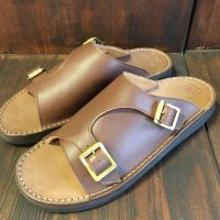TokyoSandals ダブルモンク BR