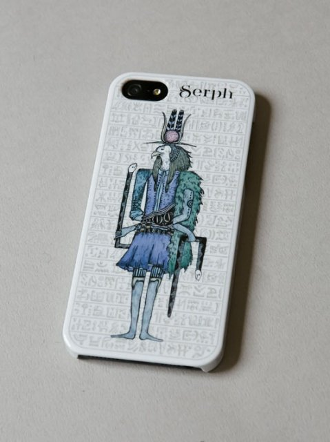 Serph / Telepath iPhone case