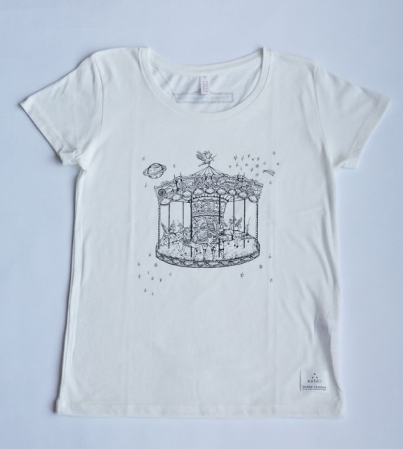 Serph / Candyman Imaginarium Tee (white)