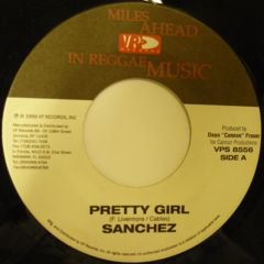 Sanchez Pretty Girl