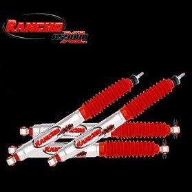 RANCHO RS9000XLショック(ランクル76系 1台分)