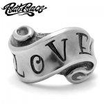 Rat Race / ラットレース MESSAGE ON RIBBON RING LOVE / メッセージオンリボンリング ラブ RMR-3L