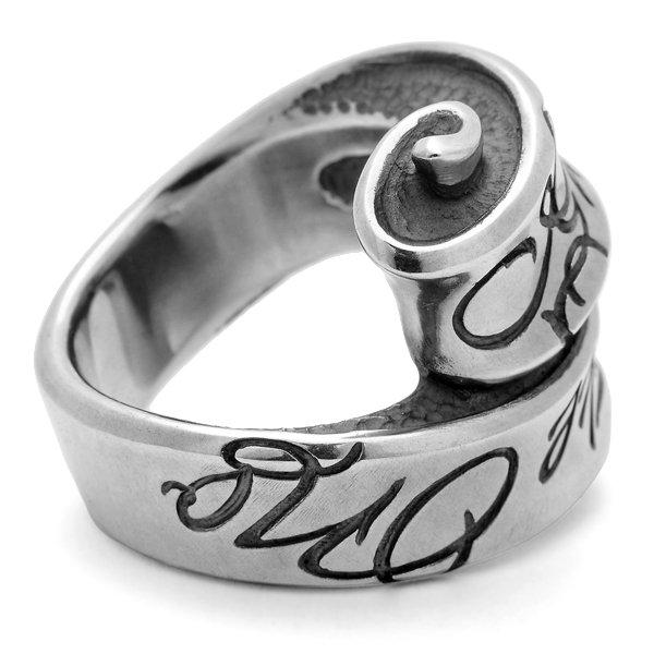 Rat Race / ラットレース Message On Ribbon Ring Give No Take No / メッセージオンリボンリング ギブノーテイクノー RMR-4