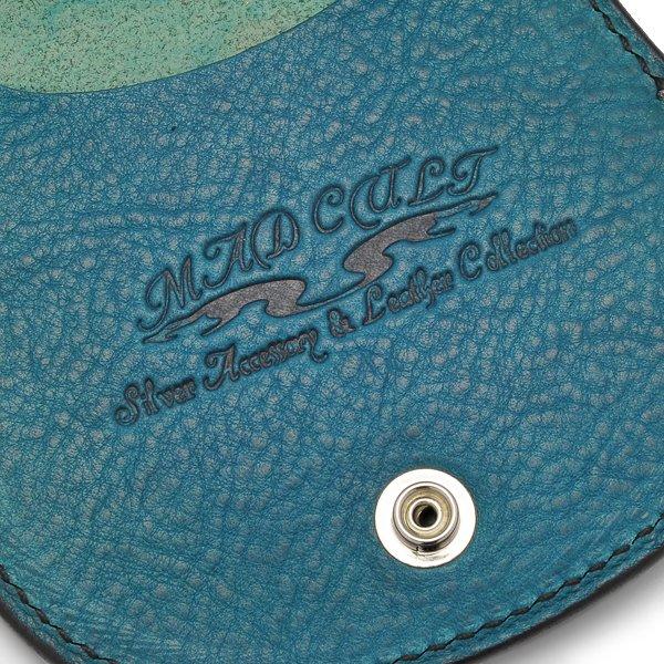MAD CULT / マッドカルト Gulp Coin Case-BLU / ガルプ コインケース-ブルー LC-07