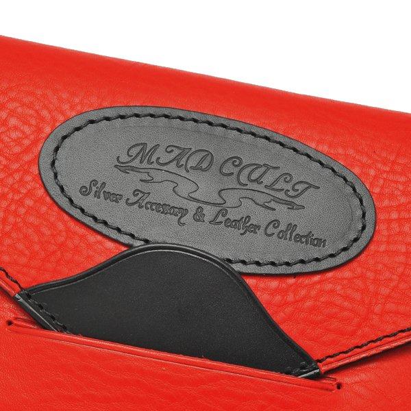 MAD CULT / マッドカルト Anti Dirt Case-RD / アンチダートケース-レッド ティッシュカバー LO-08