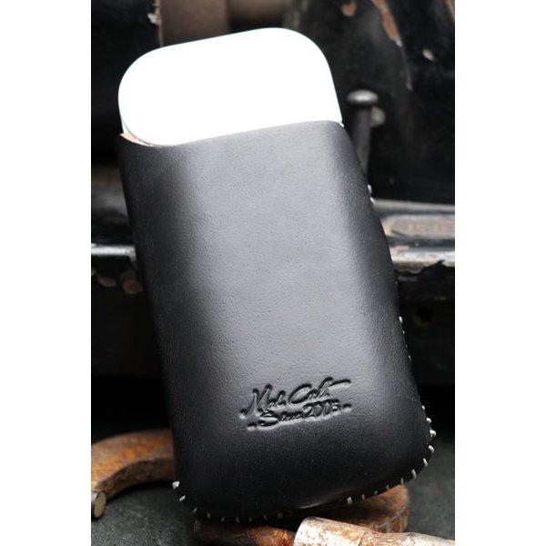 MAD CULT / マッドカルト iQOS Cover-Body Black / アイコスカバー-ボディ ブラック クロムエクセル LCG-06
