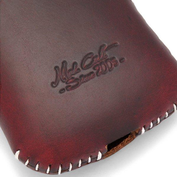 MAD CULT / マッドカルト iQOS Cover-Body Burgundy / アイコスカバー-ボディ バーガンディ クロムエクセル LCG-10