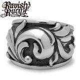 Ravish Rucy / ラヴィッシュルーシー Ivy Wide Ring / アイビーワイドリング RKR-3