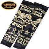 VANSON / バンソン フライングイーグル ピアストンクロス ドライアームシェード サポーター ロングタイプ NVAS-902