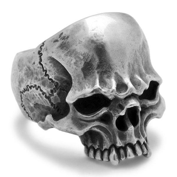 MAD CULT / マッドカルト Killer Head Ring / キラーヘッド リング R-54
