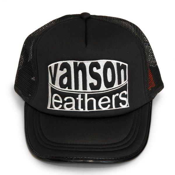 VANSON / バンソン ロゴメッシュキャップ LB-199-02010
