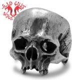 MAD CULT / マッドカルト Death J Head / デスJヘッド リング R-59