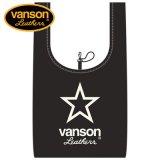 VANSON / バンソン ワンスター リップストップ生地エコバッグ NVEB-2001