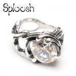 Sploosh / スプルーシュ R-9 リング キュービックジルコニア