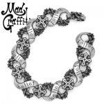 Mad Graffiti / マッドグラフィティ ブラインドビリーフブレスレット 18センチ
