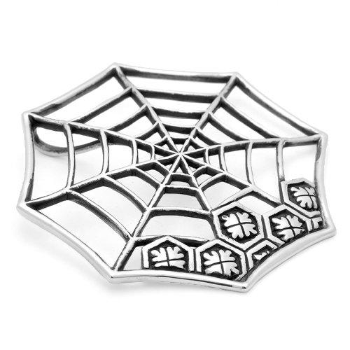 然 / 蜘蛛の巣 ペンダント