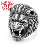MAD CULT / マッドカルト Lion Head-R / ライオンヘッド リング