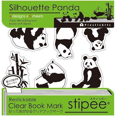STP-053 Stipee シルエットパンダ
