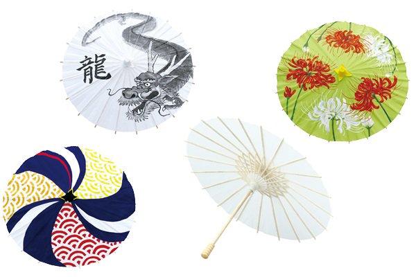 和傘色塗りキット