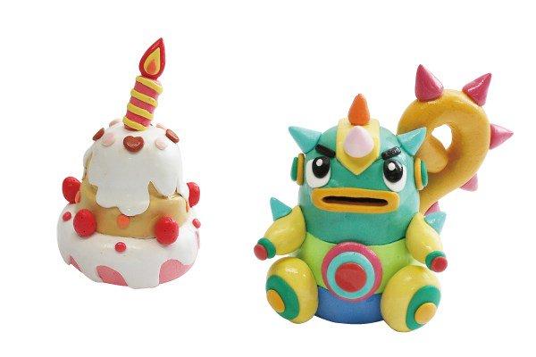 飛行機トレーラーの3Dクラフト