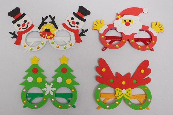 クリスマス眼鏡