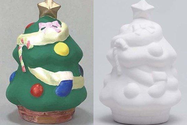 クリスマスツリーの貯金箱
